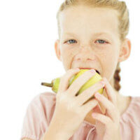 Pear Nutrition for Kids